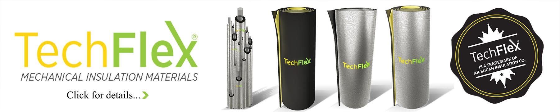 techflex bir arsucan izolasyon markasıdır