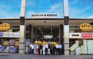 Antalya İzolasyon Malzemeri Satış